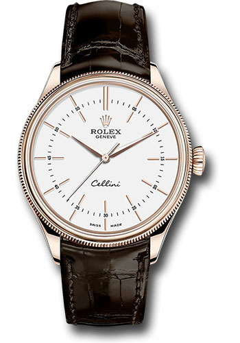Rolex Watches - Cellini Time - Style No: 50505 wbr