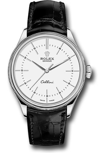 Rolex Watches - Cellini Time - Style No: 50509 wbk
