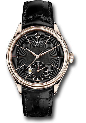 Rolex Watches - Cellini Dual Time - Style No: 50525 bkbk