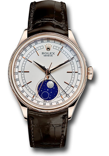 Rolex Watches - Cellini Moonphase - Style No: 50535 wbr