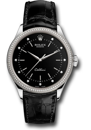 Rolex Watches - Cellini Time - Style No: 50609RBR bkdbk