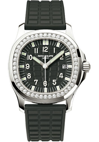 d67940e48 Patek Philippe Style No: 5067A-001. Patek Philippe Aquanaut Luce Watch.  35.2mm stainless steel ...