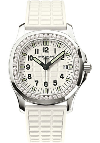 Patek philippe aquanaut ladies stainless steel watches for Patek philippe women