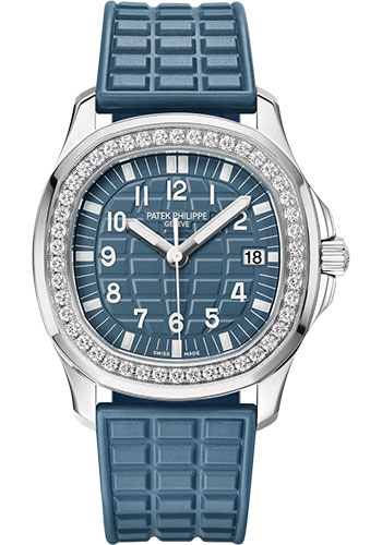 Patek Philippe Watches - Aquanaut Ladies Stainless Steel - Style No: 5067A-025
