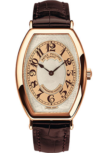 Patek Philippe Watches - Gondolo Mens Rose Gold - Style No: 5098R-001