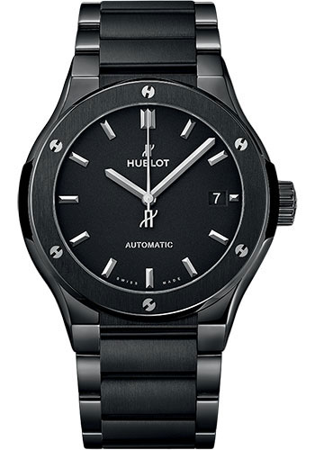 Hublot Watches - Classic Fusion 45mm Black Magic - Style No: 510.CM.1170.CM