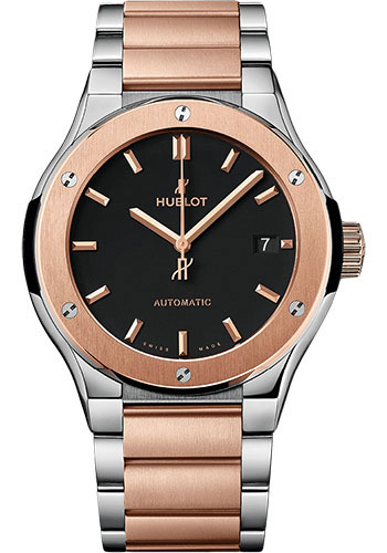 Hublot Watches - Classic Fusion 45mm Titanium And King Gold - Style No: 510.NO.1180.NO