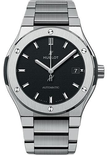 Hublot Classic Fusion Titanium Bracelet Watch - 510 NX 1170 NX