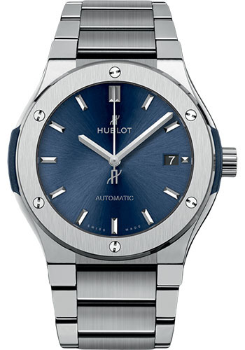 Hublot Watches - Classic Fusion 45mm Titanium - Style No: 510.NX.7170.NX