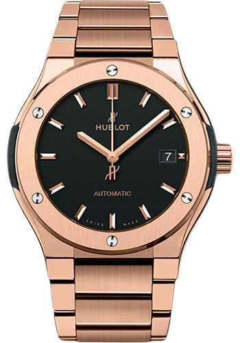 Hublot Watches - Classic Fusion 45mm King Gold - Style No: 510.OX.1180.OX
