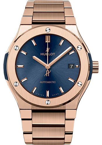 Hublot Watches - Classic Fusion 45mm King Gold - Style No: 510.OX.7180.OX