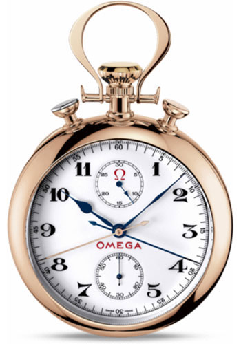 Omega Watches - Specialities Pocket Watch Olympic 1932 - Style No: 5108.20.00