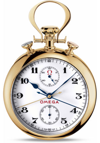 Omega Watches - Specialities Pocket Watch Olympic 1932 - Style No: 5109.20.00