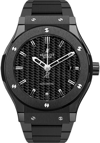 Hublot Watches - Classic Fusion 45mm Black Magic - Style No: 511.CM.1770.CM