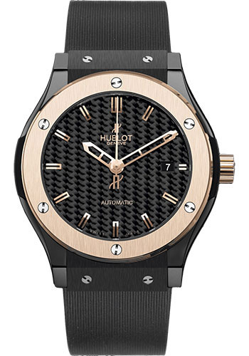 Hublot Watches - Classic Fusion 45mm Ceramic And Red Gold - Style No: 511.CP.1780.RX