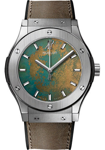 Hublot Watches - Classic Fusion 45mm Titanium - Style No: 511.NX.0630.VR.VEN16