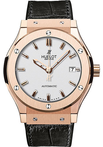 Hublot Watches - Classic Fusion 45mm King Gold - Style No: 511.OX.2610.LR