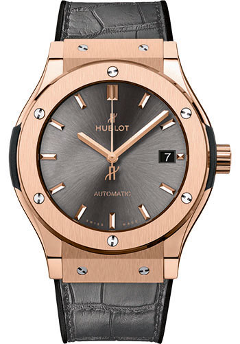 Hublot Watches - Classic Fusion 45mm King Gold - Style No: 511.OX.7081.LR
