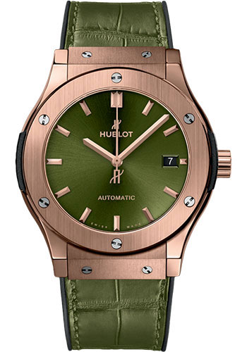 Hublot Watches - Classic Fusion 45mm King Gold - Style No: 511.OX.8980.LR