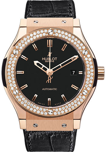 Hublot Watches - Classic Fusion 45mm Red Gold - Style No: 511.PX.1180.LR.1104