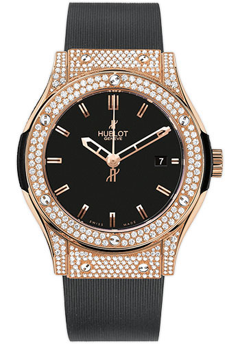 Hublot Watches - Classic Fusion 45mm Red Gold - Style No: 511.PX.1180.RX.1704