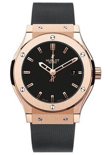 Hublot Watches - Classic Fusion 45mm King Gold - Style No: 511.OX.1180.RX