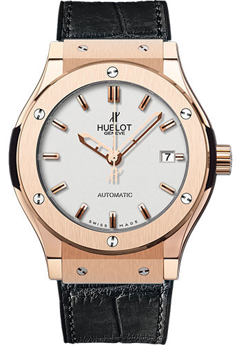 Hublot Watches - Classic Fusion 45mm Red Gold - Style No: 511.PX.2610.LR