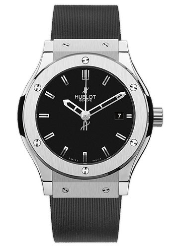 Hublot Watches - Classic Fusion 45mm Zirconium - Style No: 511.ZX.1170.RX