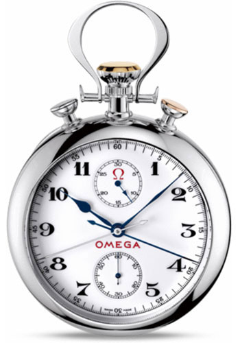 Omega Watches - Specialities Pocket Watch Olympic 1932 - Style No: 5110.20.00