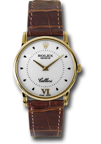 Rolex Watches - Cellini Classic - Style No: 5115.8 srbr
