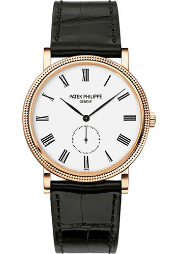 Patek Philippe Watches - Calatrava 36mm - Style No: 5116R-001