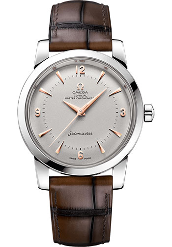 Omega Watches - Seamaster 1948 Co-Axial Master 38 mm - Platinum - Style No: 511.93.38.20.99.002