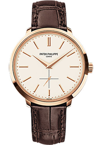 Patek Philippe Watches - Calatrava 38mm - Style No: 5123R-001