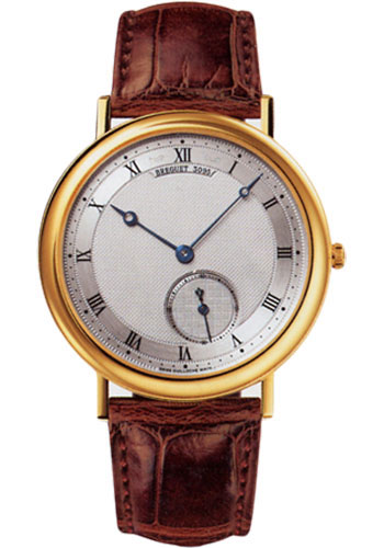 Breguet Watches - Classique 40mm - Yellow Gold - Style No: 5140BA/12/9W6