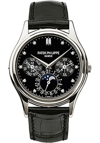 Patek Philippe Watches - Grand Complications Perpetual Calendar Moonphase - 37.2mm - Style No: 5140P-013