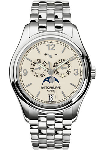 Patek Philippe Watches - Complications Annual Calendar - 39mm - Style No: 5146/1G-001