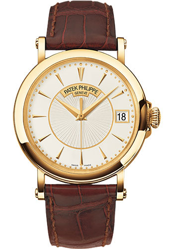Patek Philippe Watches - Calatrava 38mm - Style No: 5153J-001