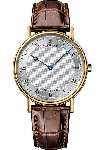 Breguet Watches - Classique 5157 - Extra-Thin - 38mm - Style No: 5157BA/11/9V6