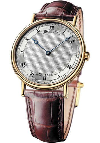 Breguet Watches - Classique 38mm - Yellow Gold - Style No: 5157BA/11/9V6