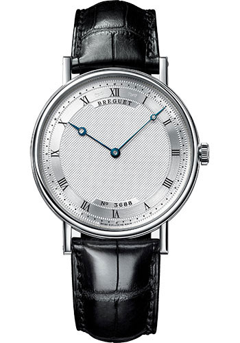 Breguet Watches - Classique 5157 - Extra-Thin - 38mm - Style No: 5157BB/11/9V6