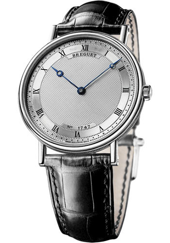 Breguet Watches - Classique 38mm - White Gold - Style No: 5157BB/11/9V6