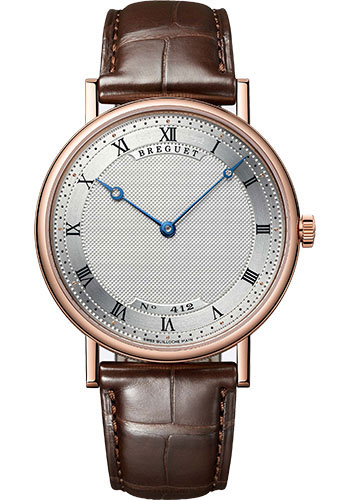 Breguet Watches - Classique 5157 - Extra-Thin - 38mm - Style No: 5157BR/11/9V6