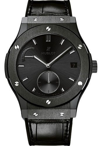 Hublot Watches - Classic Fusion 45mm Power Reserve - Style No: 516.CM.1440.LR
