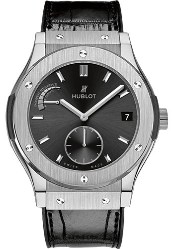 Hublot Watches - Classic Fusion 45mm Power Reserve - Style No: 516.NX.1470.LR