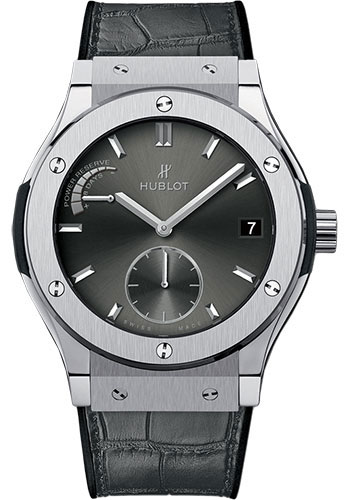 Hublot Watches - Classic Fusion 45mm Power Reserve - Style No: 516.NX.7070.LR