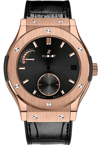 Hublot Watches - Classic Fusion 45mm Power Reserve - Style No: 516.OX.1480.LR