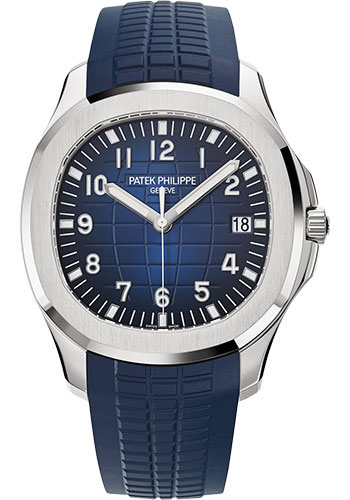Patek Philippe Watches - Aquanaut Mens - Style No: 5168G-001