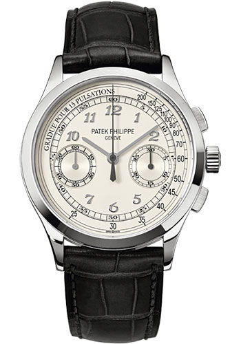 Patek Philippe Watches - Complications Chronograph - Style No: 5170G-001