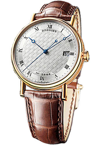 Breguet Watches - Classique 38mm - Yellow Gold - Style No: 5177BA/12/9V6