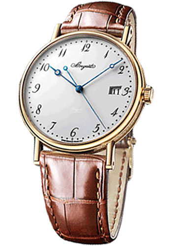 Breguet Watches - Classique 38mm - Yellow Gold - Style No: 5177BA/29/9V6